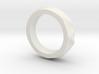Dune ring 3d printed