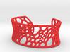 Bamboo Cuff (sz M) 3d printed
