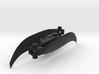 9x3 Folding Prop - Wide blade 3d printed