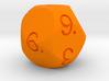 D11 Sphere Dice 3d printed