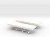 HOn30 20ft flat  x2 3d printed