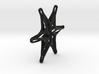 Hexagonal star - 33mm 3d printed
