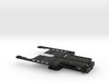 DJI Phantom Zenmuse FPV Undertray (Dual Battery) 3d printed