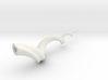 Kudu Single Horn 3d printed