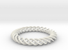 Braiding ring 3d printed