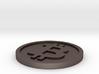 Bigger Size bitcoin 3d printed