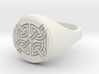 ring -- Fri, 29 Nov 2013 21:30:18 +0100 3d printed