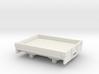 O9/0n18 1 plank wagon (Kadee) 3d printed