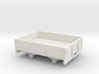 O9/On18 2 plank wagon ( kadee)  3d printed
