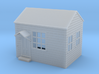 Country Post Office 1:120 3d printed