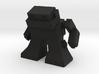 """Robot 0041 Mech Bot v2 1.75"""" tall 3d printed"""
