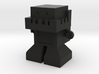"""Robot 0050 Jaw Bot """"Monitor"""" TV Belly 3d printed"""