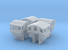 A36 Narrow Bombay roof caboose cupola, MDC w/Int 3d printed