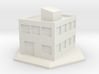 6mm - Small office building 3d printed