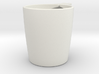 Tea bag cup 3d printed