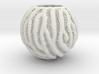 Seed Lamp 3d printed