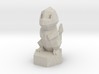 Low-poly Charmander On Stand 3d printed