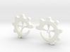 Gear-ring 0g 3d printed