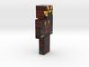 6cm | Aquazay 3d printed