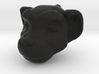 monkey pendant 3d printed