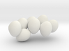 HYLONOMUS 7cm 2/2 (only eggs) 3d printed