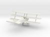 1/144 Sopwith Triplane 3d printed