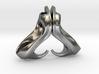 Shoe Lovers' Pendant 3d printed
