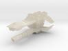 Xandar Lancer Frigate 3d printed