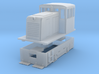 S Scale GE 25-Tonner (Work in Progress) 3d printed
