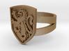 Gryffindor Ring Size 11 3d printed
