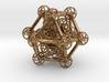 Hyper Cuboctahedron study 3d printed