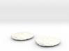Saucers 3d printed