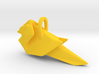 Origami Cardinal finch 3d printed
