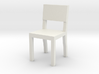 1:48 chair3 3d printed