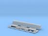 NT95TC 1:148 95 tube stock trailer car 3d printed