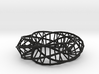 Moebius Pentagon   Napkin Ring 3d printed