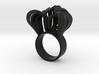 Pumpkin Ring Size 6 3d printed