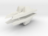 Zumwalt Class Destroyer 1:3000 x4 3d printed