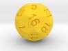 Alt D22 Sphere Dice 3d printed