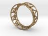 Arabesque ring 3d printed