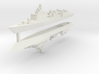 051B PLAN Destroyer 1:3000 x2 3d printed
