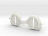 Goggles: Desert/Snow Glare  3d printed
