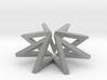 Regular Constant-torsion Polygon (++--)^4 3d printed
