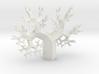 Wild Fractal Tree 3d printed