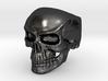 WR Ring FullSkull - Size 10 3d printed