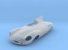 1/25 Jaguar Long Nose D Type 3d printed