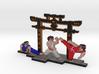 International Karate (IK+) - S 3d printed