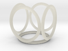 Rings_Five 3d printed