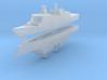 Danish Absalon class 1:3000 x2 3d printed