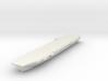 30SJ01a 1:3000 multipart 22DDH Izumo - Hull 3d printed